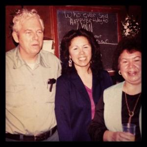 Dad, Lynn & Mom